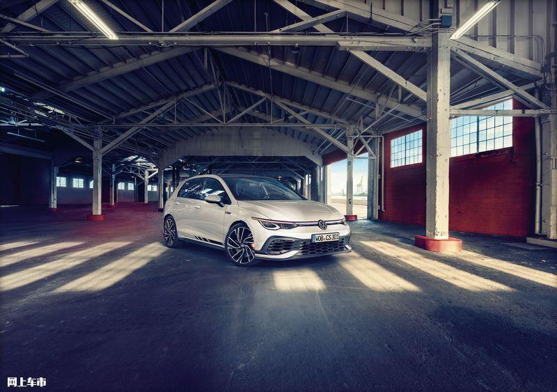 大众高尔夫GTI新车型动力提升/还配电子差速器-图4