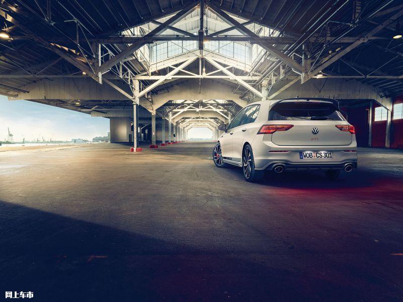 大众高尔夫GTI新车型动力提升/还配电子差速器-图5