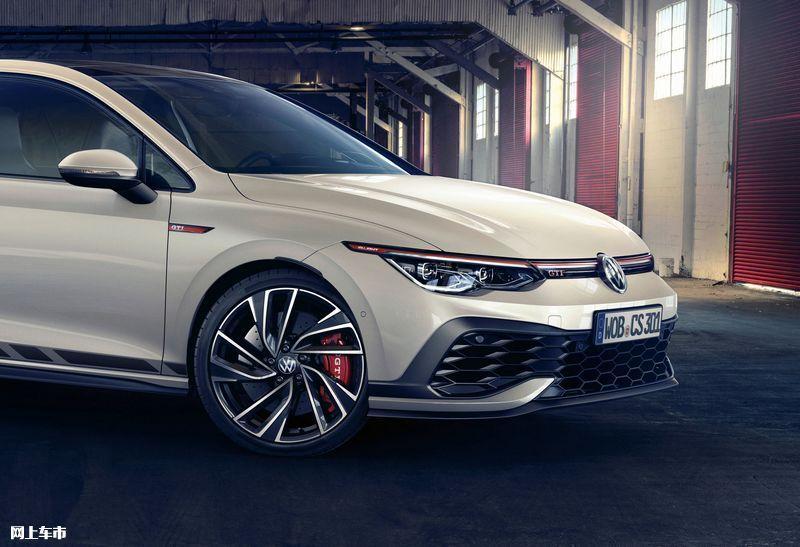 大众高尔夫GTI新车型动力提升/还配电子差速器-图6