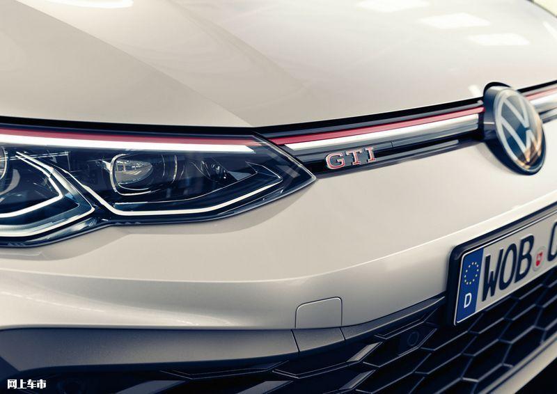 大众高尔夫GTI新车型动力提升/还配电子差速器-图7