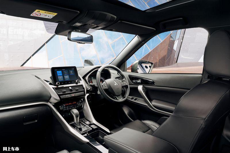三菱新小号欧蓝德发布年底开售/增插混动力-图4