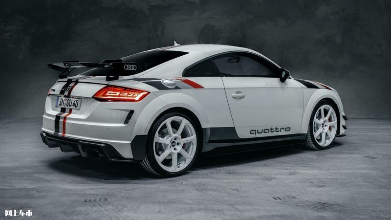 奥迪新款TT RS发布本月开售/搭2.5T+四驱系统-图4