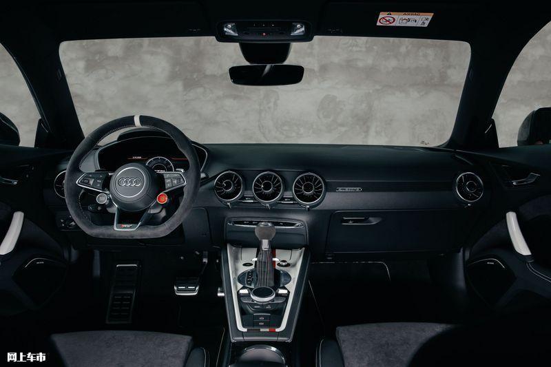 奥迪新款TT RS发布本月开售/搭2.5T+四驱系统-图10