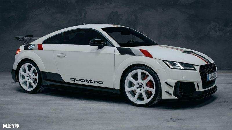 奥迪新款TT RS发布本月开售/搭2.5T+四驱系统-图2