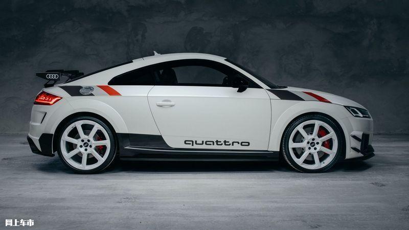 奥迪新款TT RS发布本月开售/搭2.5T+四驱系统-图3