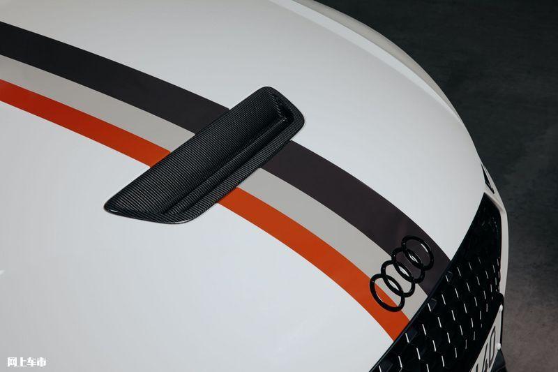 奥迪新款TT RS发布本月开售/搭2.5T+四驱系统-图6