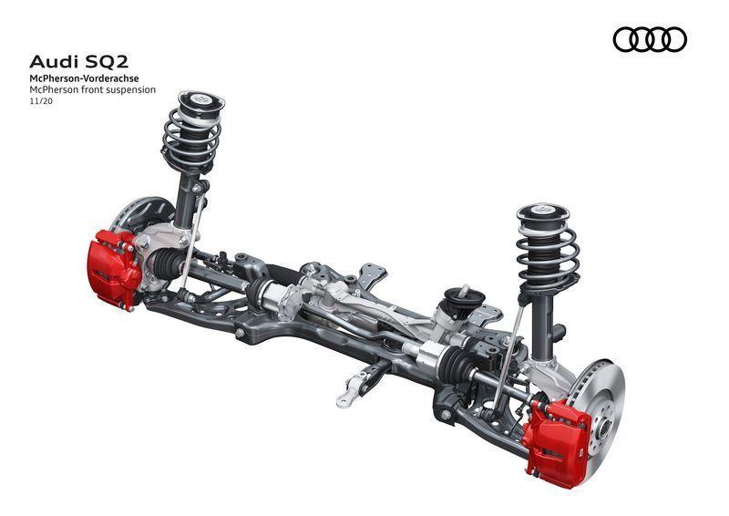 奥迪新款SQ2售价曝光搭2.0T引擎/安全配置提升-图12
