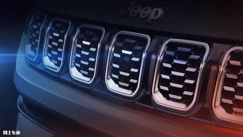 Jeep新款指南者曝光今日广州车展即将发布-图3