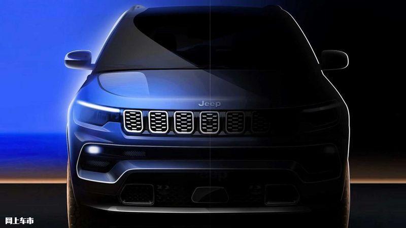 Jeep新款指南者曝光今日广州车展即将发布-图2