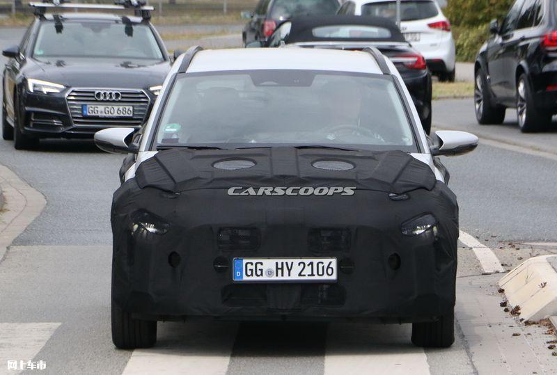 现代推全新入门级SUV搭1.0T/配奥迪A8同款方向盘-图3