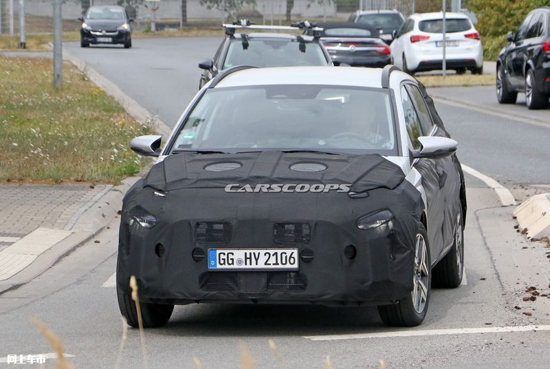 现代推全新入门级SUV搭1.0T/配奥迪A8同款方向盘-图4