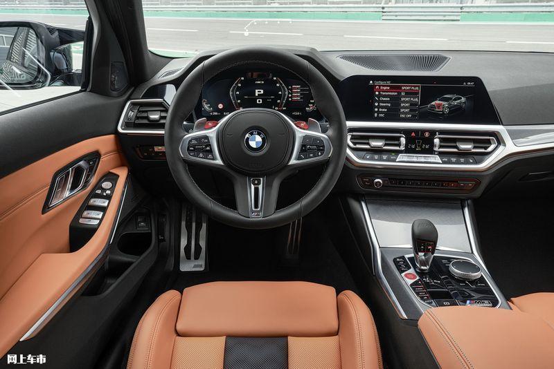 宝马全新M3/M4开售搭3.0T引擎/标准配置升级-图4