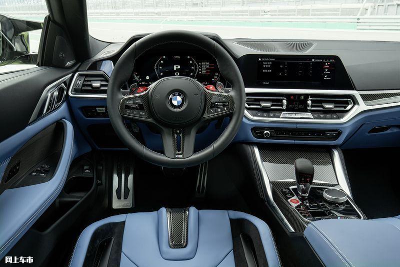 宝马全新M3/M4开售搭3.0T引擎/标准配置升级-图9