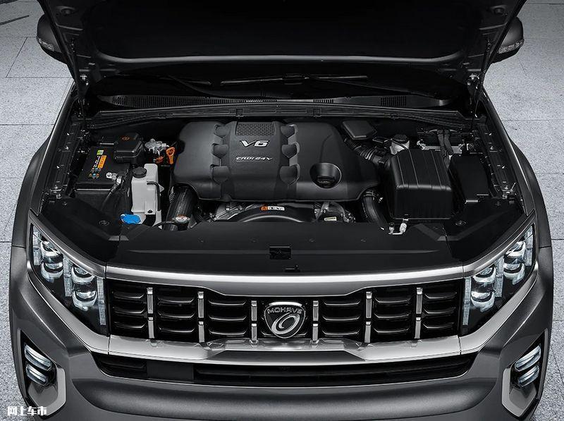 起亚新款霸锐售价曝光搭3.0T发动机/配置升级-图5